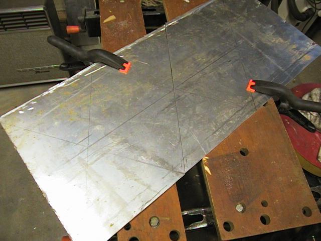Comment couper une plaque d aluminium amazing comment - Decouper plaque alu ...